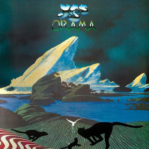 Yes - Drama on Limited Edition 180g Vinyl LP - direct audio