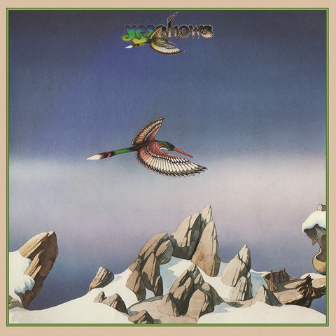 Yes - Yesshows on Limited Edition 180g 2LP - direct audio