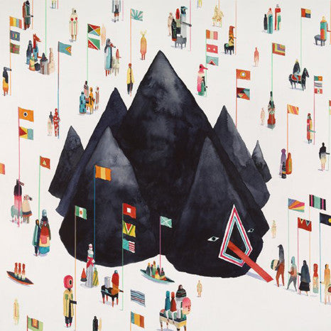 Young The Giant - Home Of The Strange on LP + Download - direct audio
