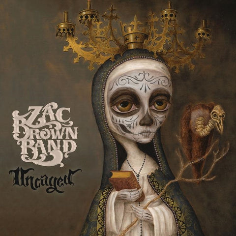 Zac Brown Band - Uncaged on LP - direct audio
