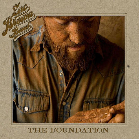 Zac Brown Band - The Foundation Vinyl LP - direct audio