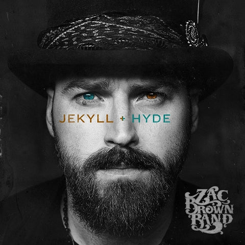 Zac Brown Band - Jekyll + Hyde on Vinyl 2LP - direct audio