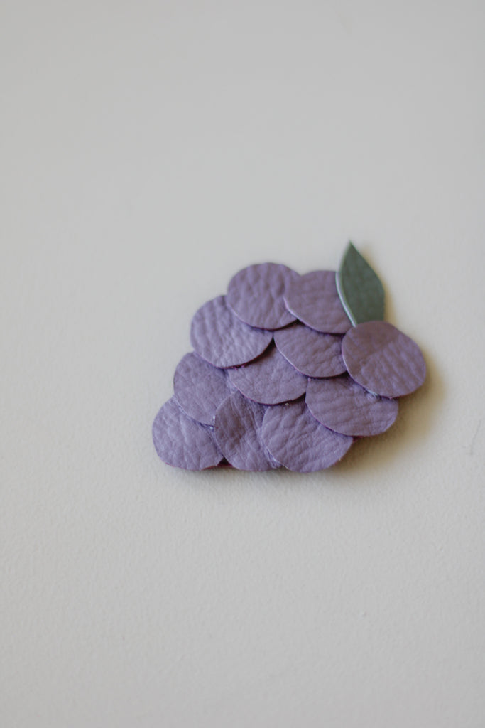 fruit clip ✲ grapes