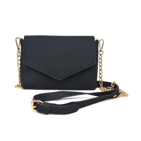 Black Urban Expressions Dash Crossbody