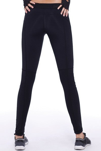 Sweat it Out Luxe Activewear Pants