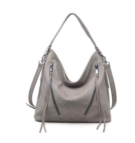 Stone Urban Expressions Avery Hobo Bag