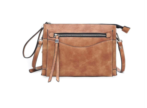 Tan Urban Expressions Cruz Cross Body