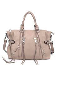 Nude Urban Expressions Aiden Tote