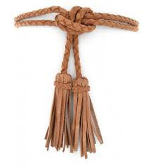 ADA Collection Fringe Soga Belt