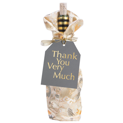 Thank You Very Much Gift Tag