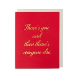 Birthday, Anniversary, Valentine's Day, Love Card