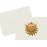 Sun God Note Card
