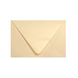 White Gold Metallic Envelope