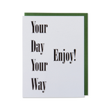 Special Day Card, Birthday Card For Mom, Dad & Friends