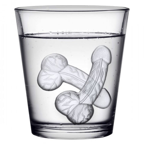 FRISKY Chilly Willies Penis Ice Cube Tray