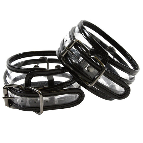NS Novelties Bare Bondage Wrist Cuffs