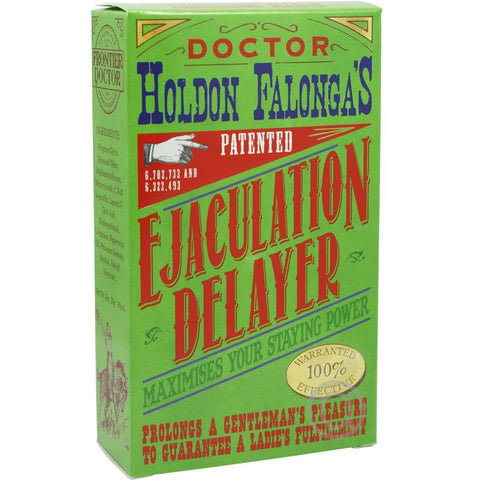 Dr Holdon Falongas Ejaculation Delayer Lotion 30ml