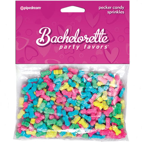 Bachelorette Party Favors Pecker Sprinkles