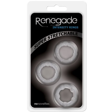 NS Novelties Renegade Intensity Rings
