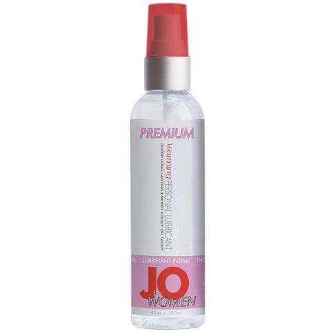 JO For Women Premium Warming Lubricant 120ml