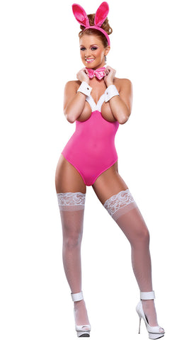 Magic Silk House Bunny Costume Set