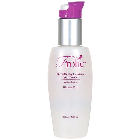 Empowered Frolic Women's Water Based Lubricant 3.3oz