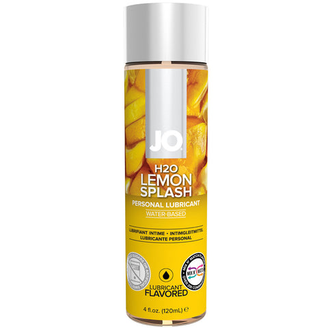 JO H20 Personal Lubricant - Lemon Splash 120ml