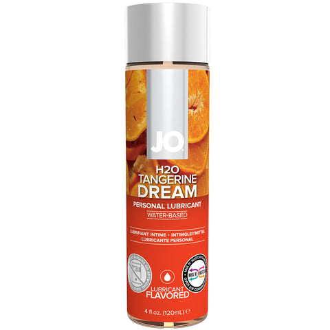 JO H20 Personal Lubricant - Tangerine Dream 120ml