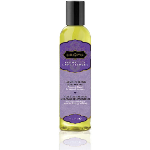 Kama Sutra Aromatic Oil - Harmony Blend 8oz