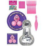 Bachelorette Party Favors Pecker Cake Kit