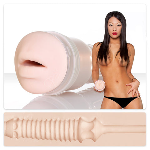 Fleshlight Girls - Asa Akira Swallow