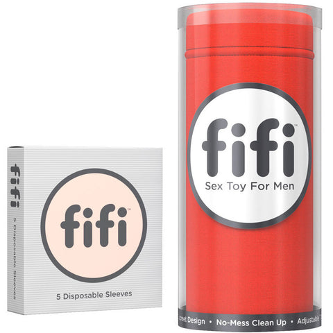 fife Fire Red with Disposable Sleeves