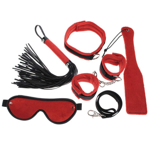 Aphrodisia 5-Piece Mistress Bondage Kit