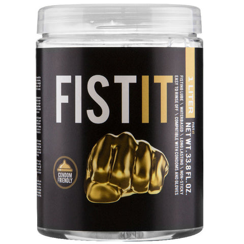 Fist-It Water-Based Anal Fisting Lubricant
