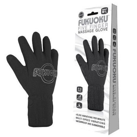 Fukuoku Five Finger Massage Glove (Right)