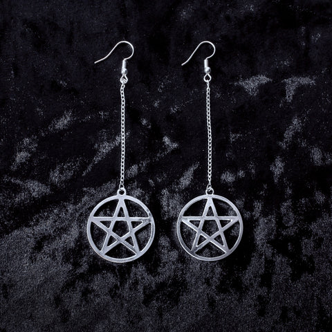 Coven Earrings - Witch - Goth - Nu Goth - Witch Worldwide