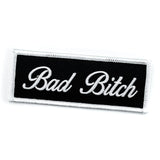 Bad Bitch Iron-On Patch