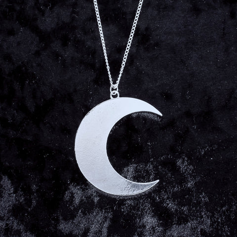 Luna Pendant - Witch - Goth - Nu Goth - Witch Worldwide