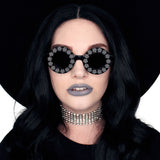 Pentacles Sunglasses - Witch - Goth - Nu Goth - Witch Worldwide