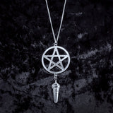 Starlight Pendant - Witch - Goth - Nu Goth - Witch Worldwide