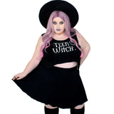 Teen Witch Crop Tank