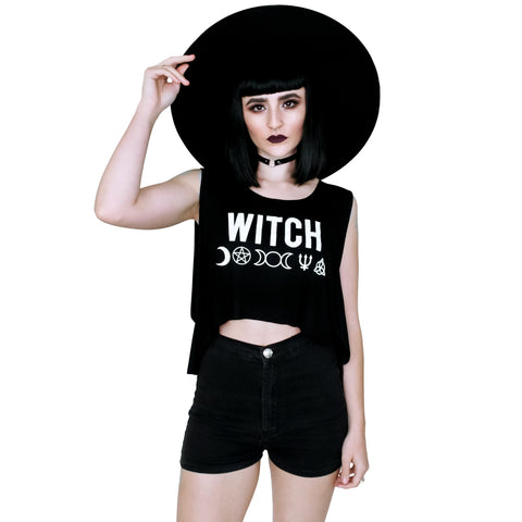 Witch Crop Tank
