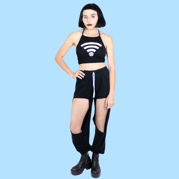 Witch WiFi Halter Top
