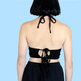 Witch WiFi Halter Top - Witch - Goth - Nu Goth - Witch Worldwide