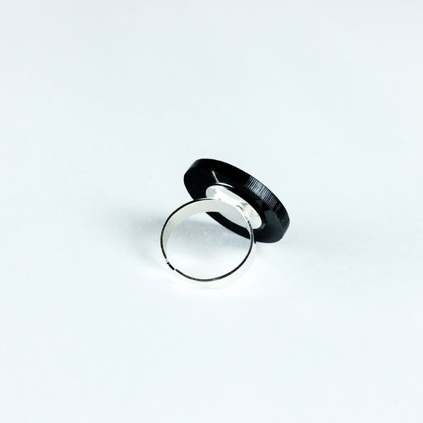 Yin Yang Ring - Witch - Goth - Nu Goth - Witch Worldwide