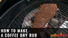 How to Make a Coffee Dry Rub