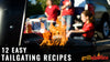 12 Easy Tailgating Recipes