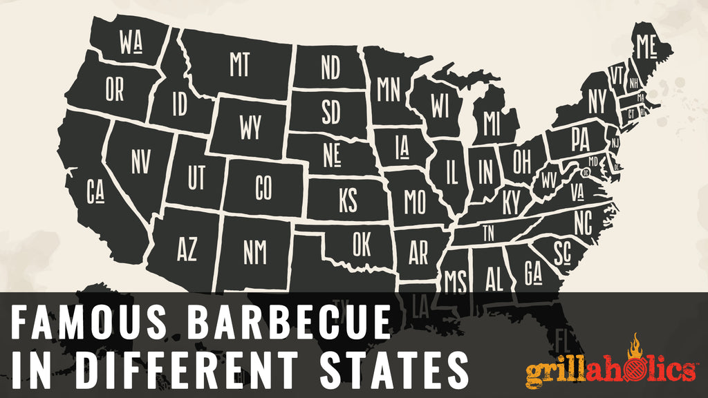 Famous Barbecue In Different States