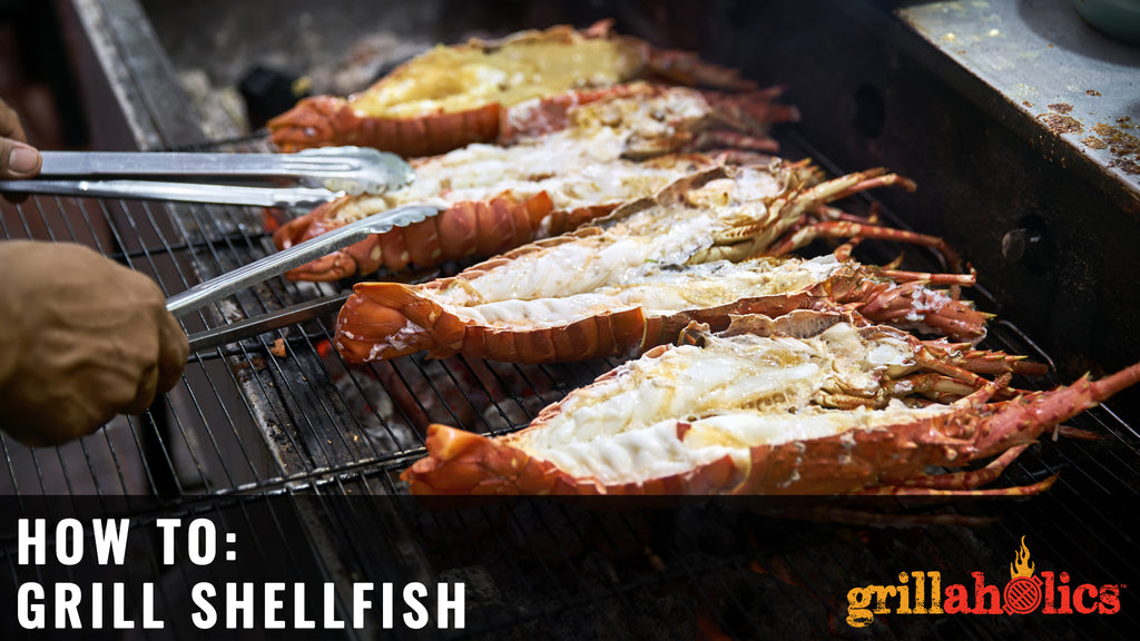 How to Grill Shellfish