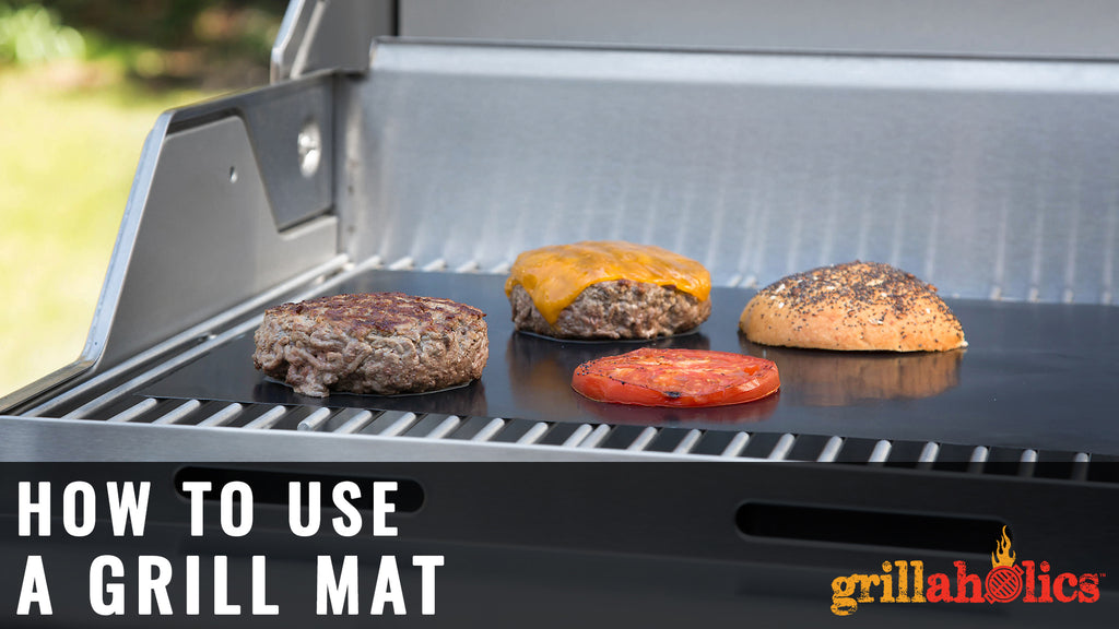 How to Use a Grill Mat